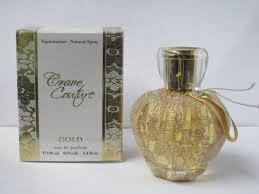 Crave Couture Gold 100 ml
